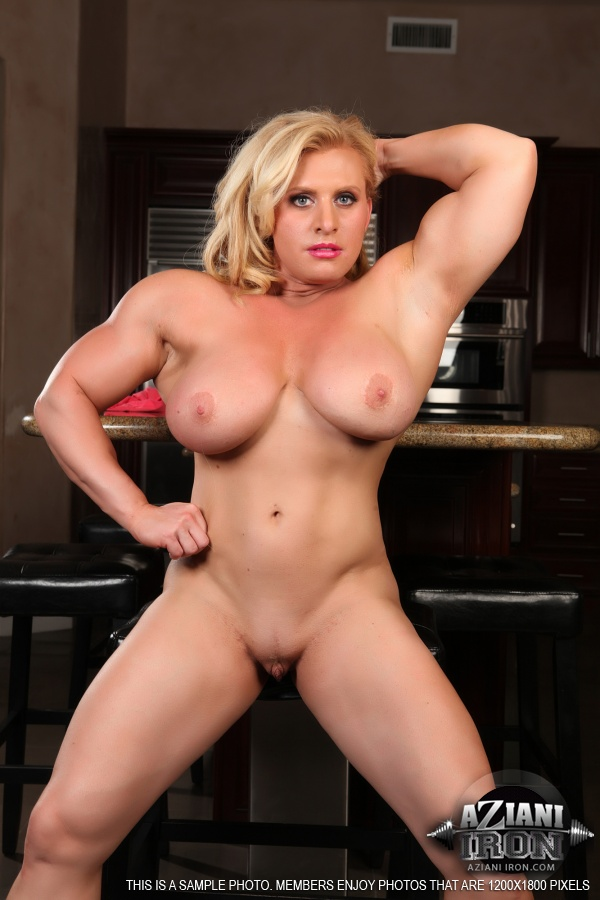 Remarkable, Women muscle nude pussy photo can
