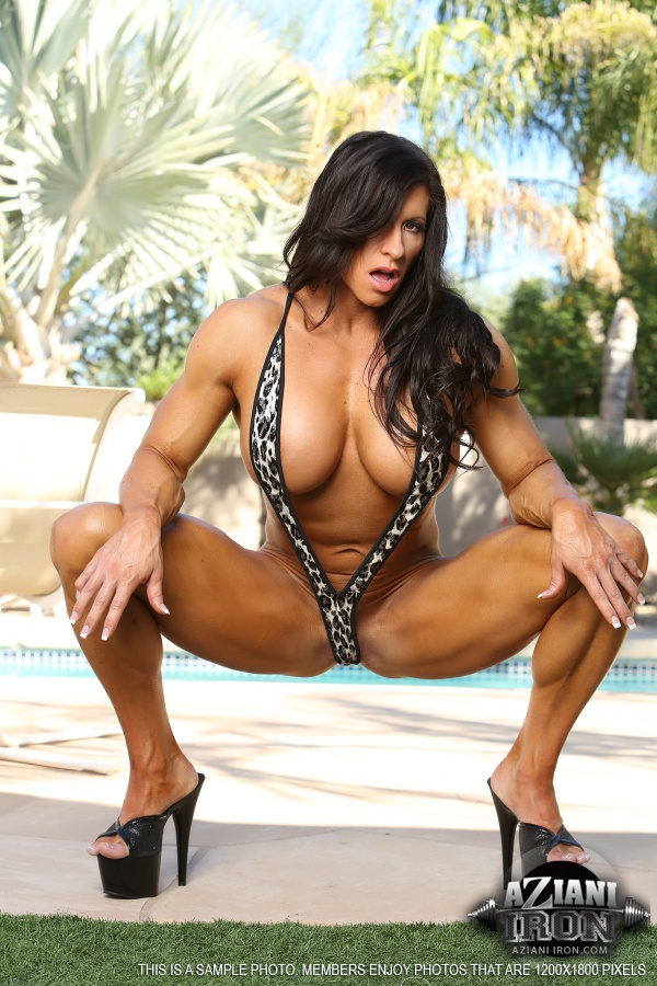 Aziani Iron Angela Salvagno