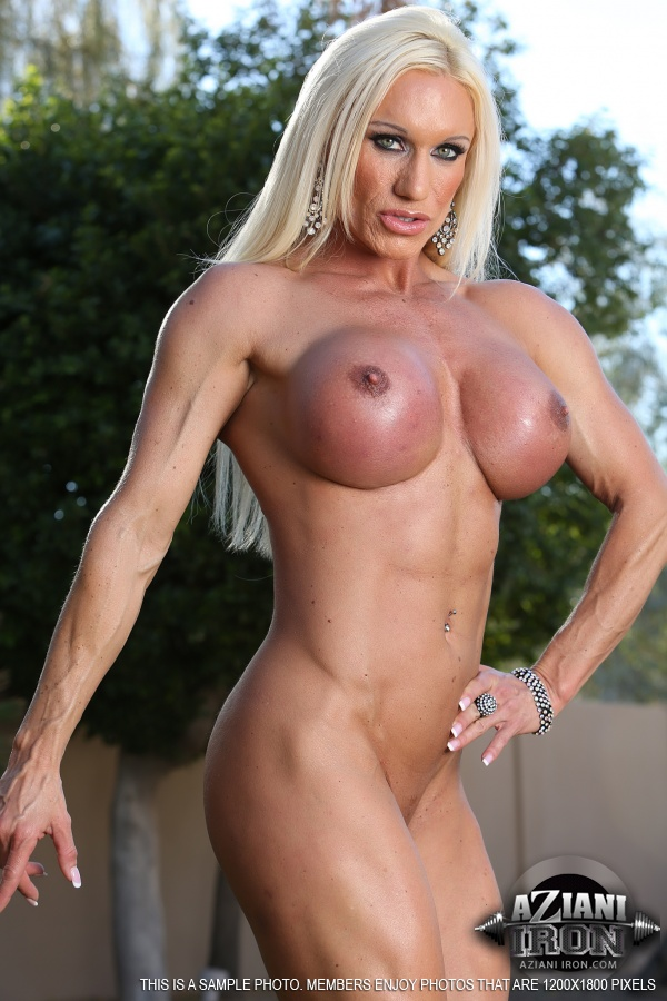from Blaise naked female muscle pornstars