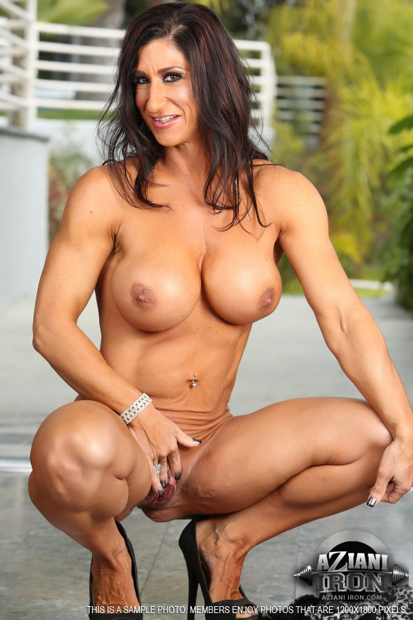 Think, Gorgeous nude female bodybuilders seems magnificent