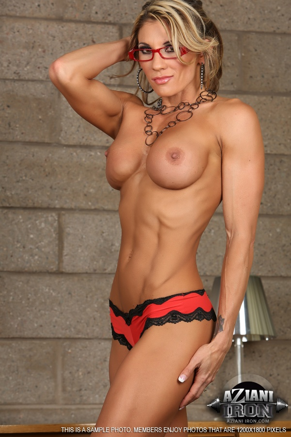 from Yousef super model fitness nude