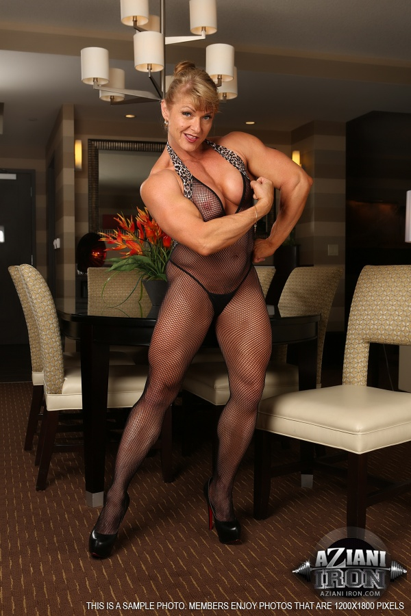 Nude female muscle galleries