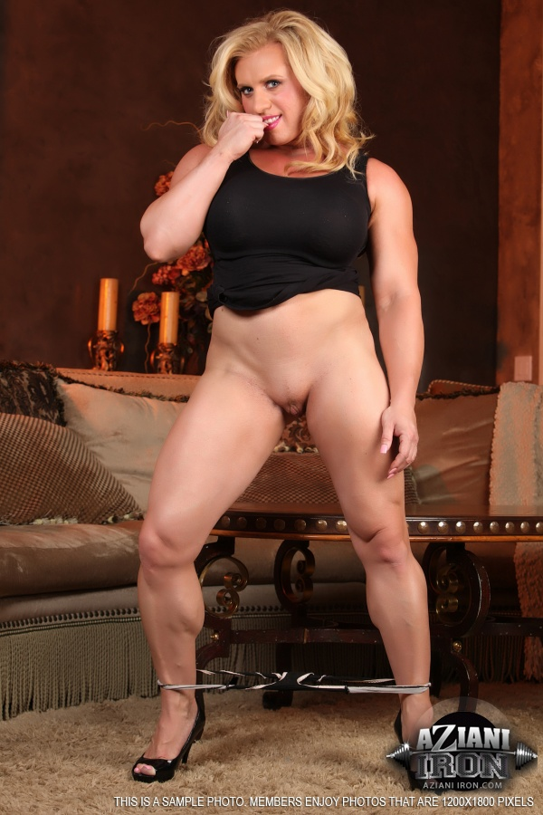 Here PHOTO FEMALE BODYBUILDER NUDE for that