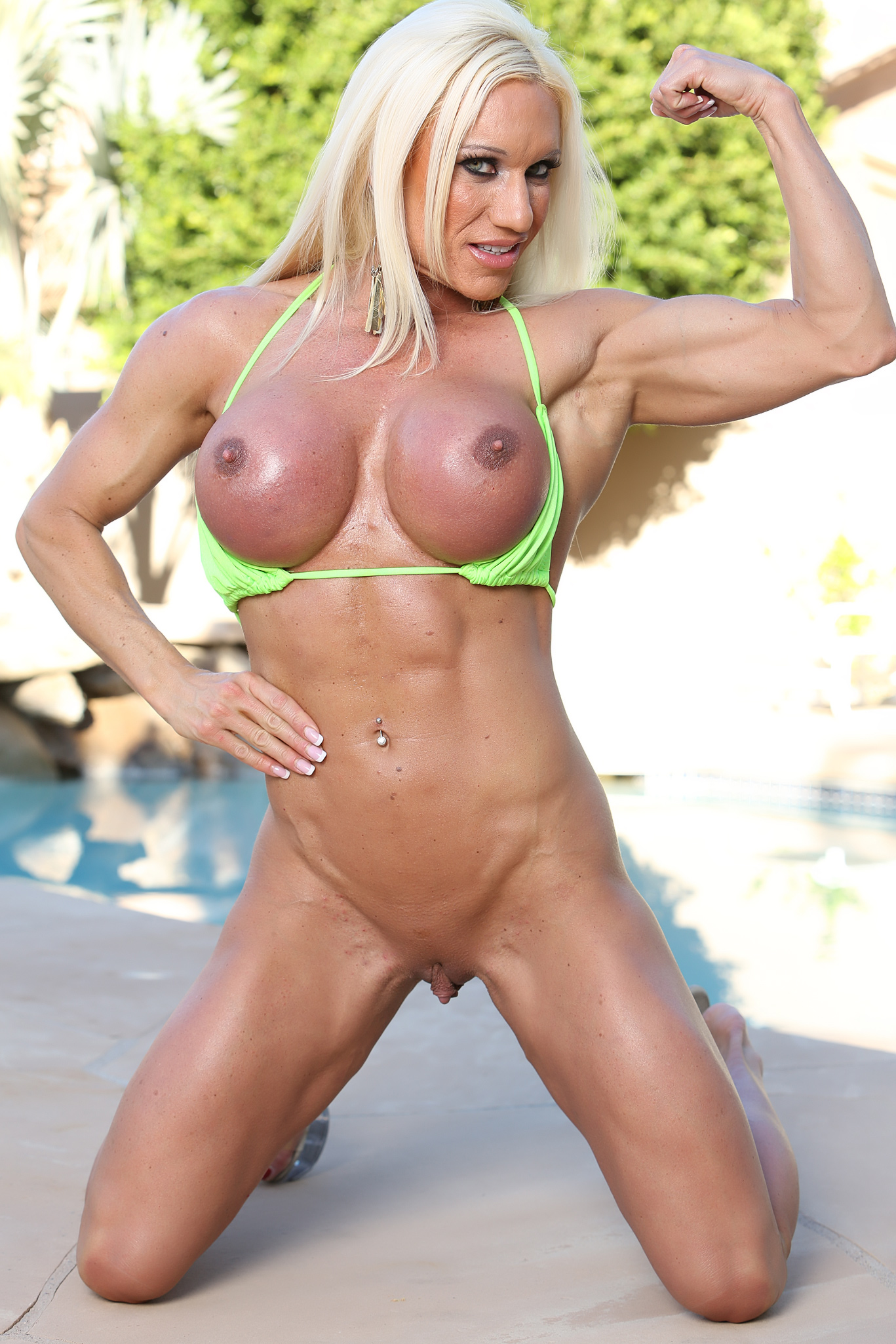 Can Ashlee chambers bodybuilder