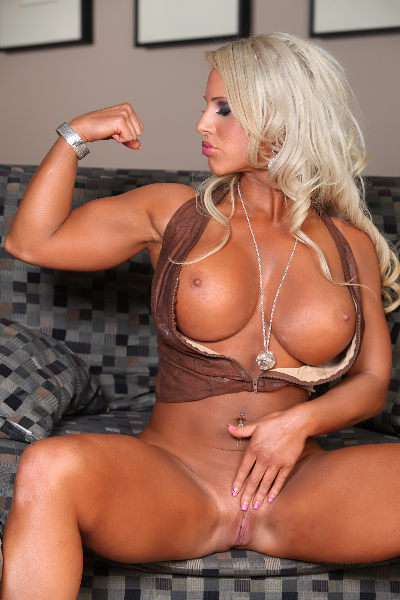 Maybe, were megan avalon fitness model nude